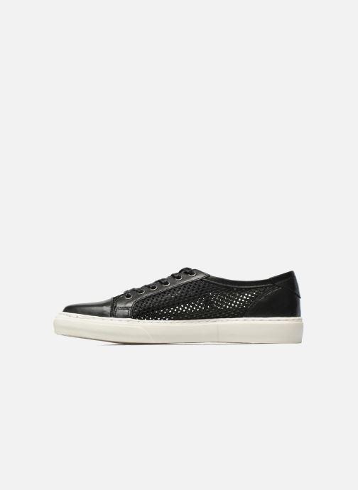 Sneakers Bronx Mec 2 Zwart voorkant