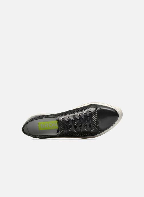 Sneakers Bronx Mec 2 Zwart links