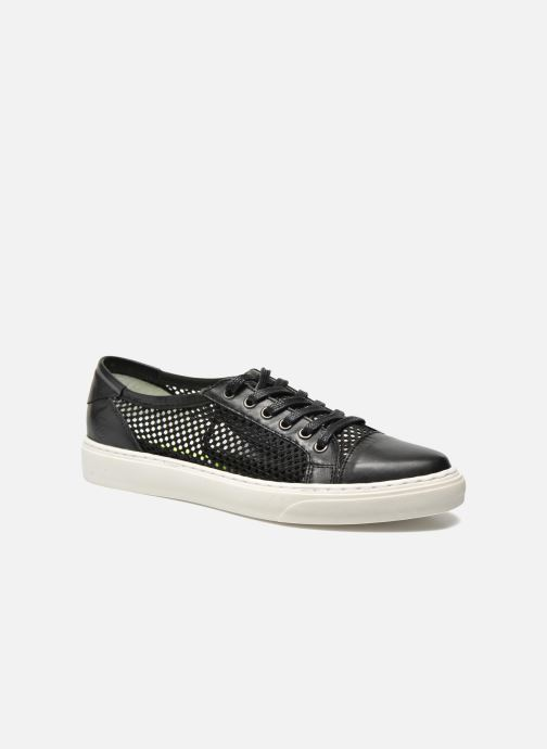 Sneakers Bronx Mec 2 Zwart detail