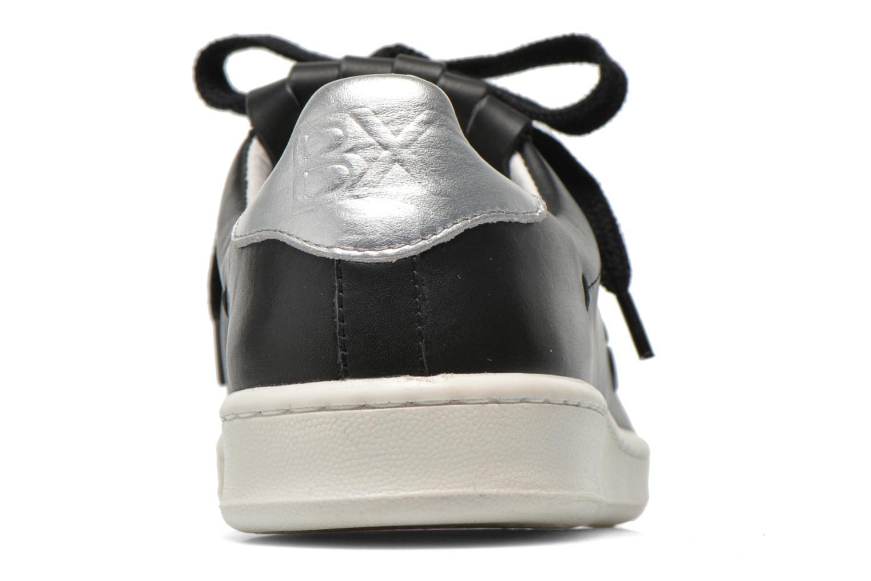 Baskets Bronx Beluga Noir vue droite