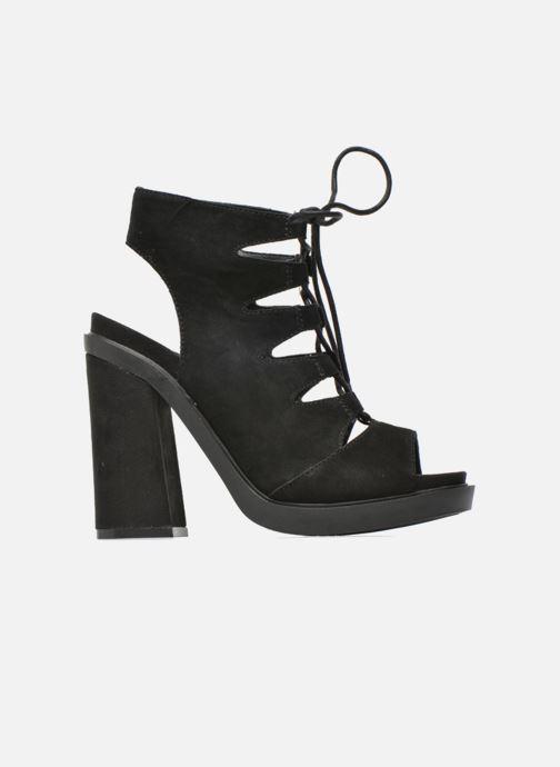 Sandali e scarpe aperte Bronx Mila Nero immagine posteriore