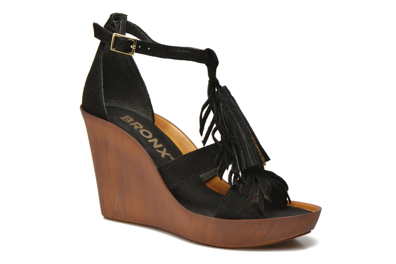 Sandali e scarpe aperte Bronx Banner Nero vedi dettaglio/paio