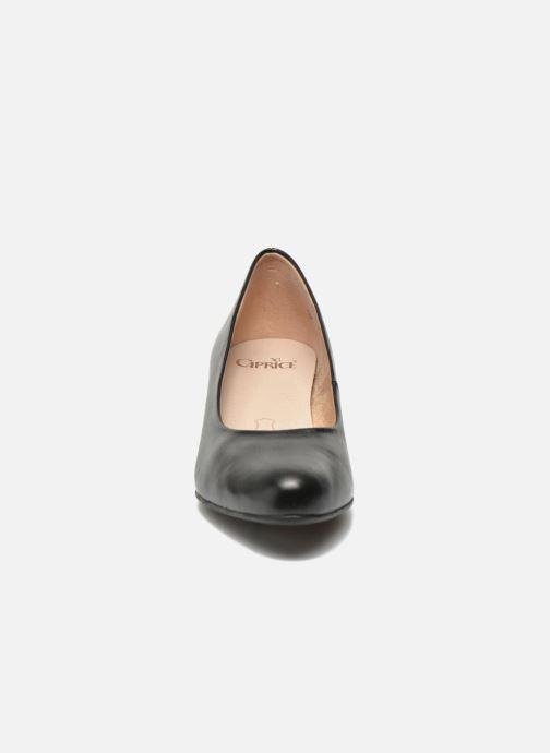 High heels Caprice Cristel Black model view