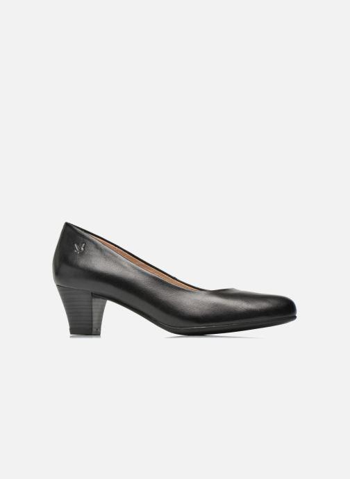High heels Caprice Cristel Black back view