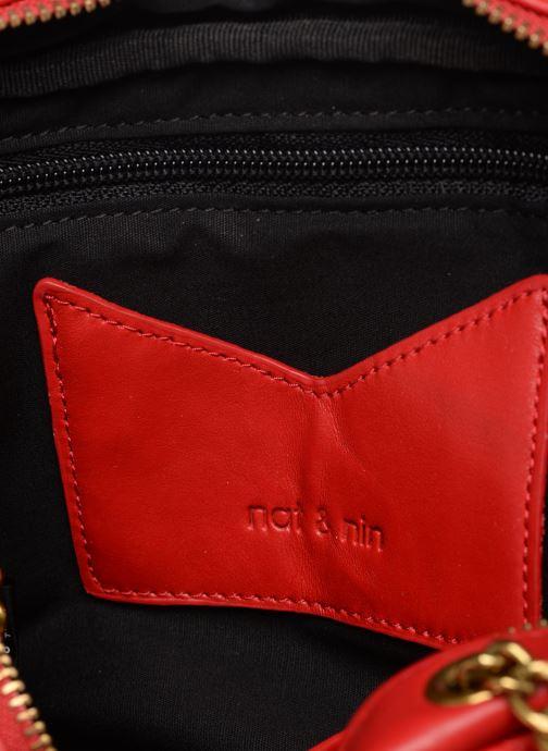 Sacs à main Nat & Nin Rio Rouge vue derrière