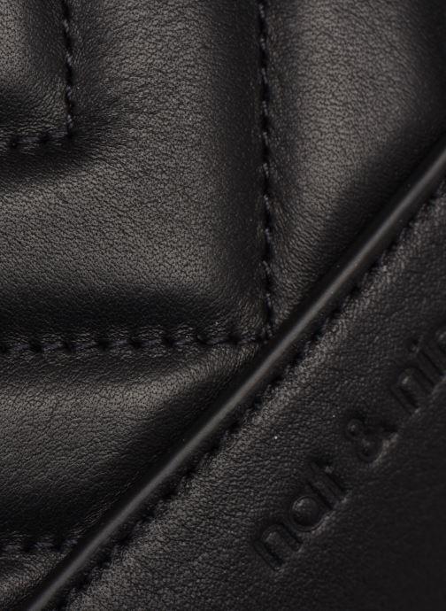 Handtaschen Nat & Nin Rio schwarz ansicht von links