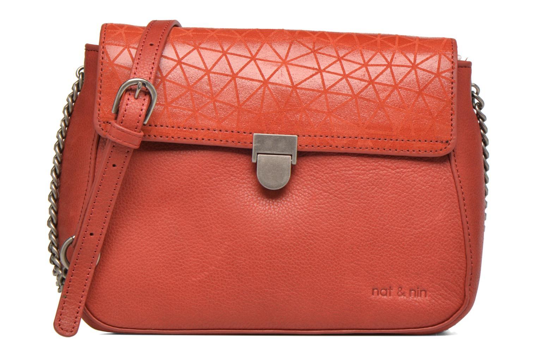 Sacs à main Nat & Nin Nova Orange vue détail/paire