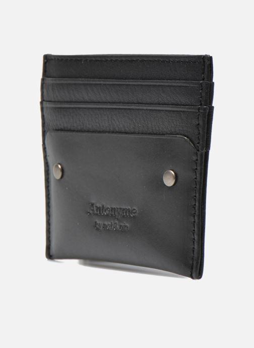 Wallets & cases Antonyme by Nat & Nin Rob Black model view
