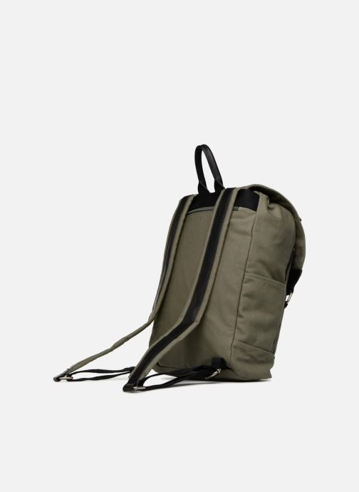 Rucksacks Antonyme by Nat & Nin Aaron Green view from the right