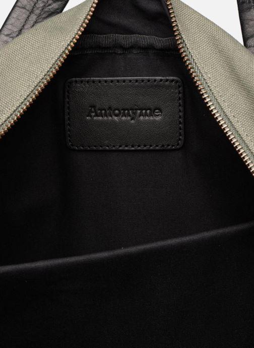 Laptoptaschen Antonyme by Nat & Nin Teodor grün ansicht von hinten