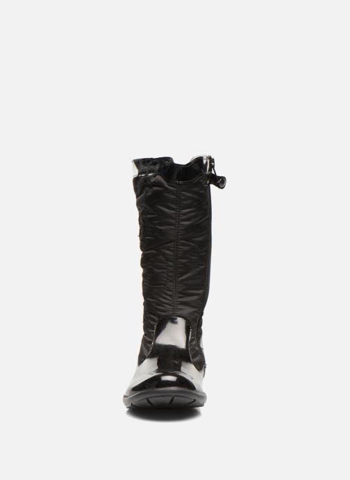 Bottes Primigi Khristel Noir vue portées chaussures