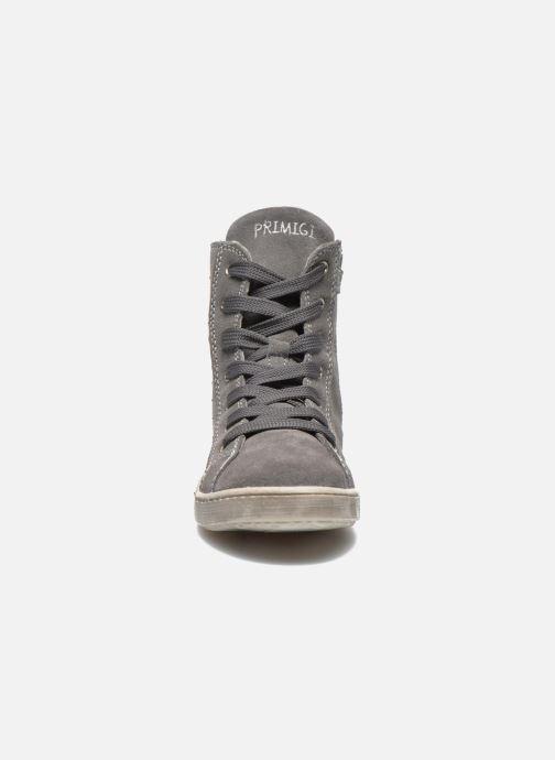 Chaussures à lacets Primigi Mariana Gris vue portées chaussures