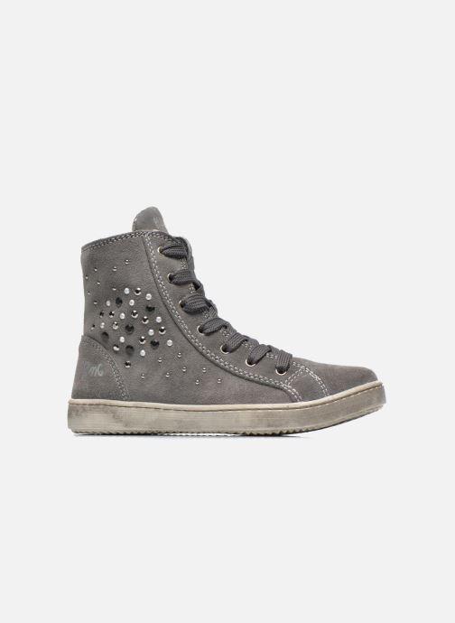 Chaussures à lacets Primigi Mariana Gris vue derrière