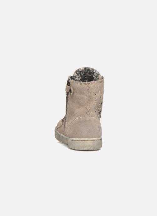 Scarpe con lacci Primigi Mariana Marrone immagine destra