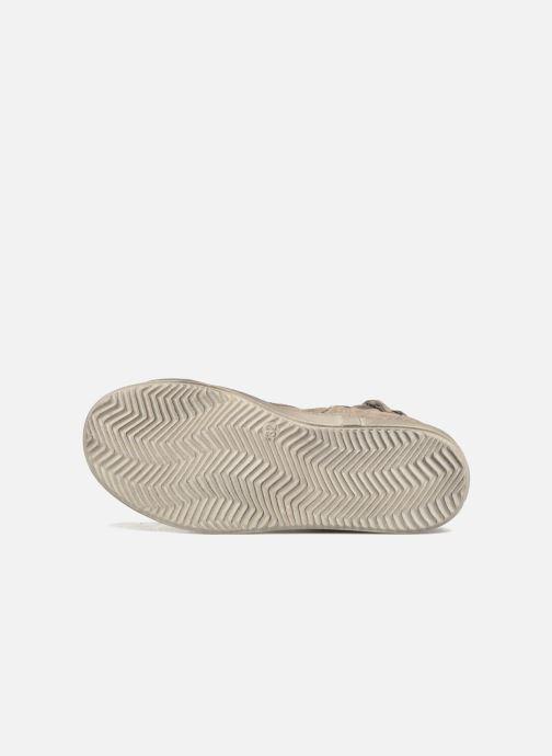 Scarpe con lacci Primigi Mariana Marrone immagine dall'alto
