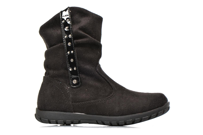 Ankle boots Primigi Aileen Velour Black back view