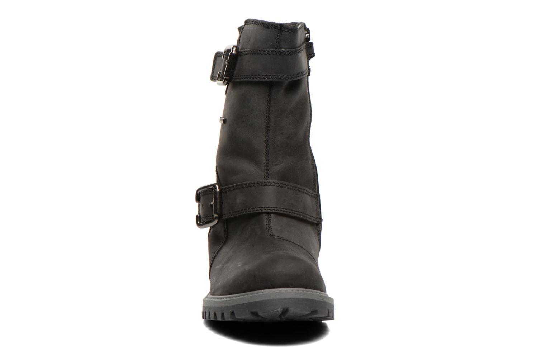 Bottes Primigi Beeats Noir vue portées chaussures