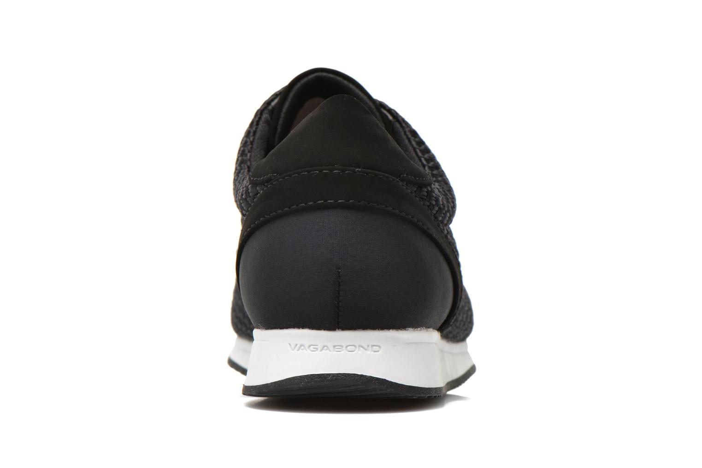 Baskets Vagabond Shoemakers Kasai 4125-180 Noir vue droite