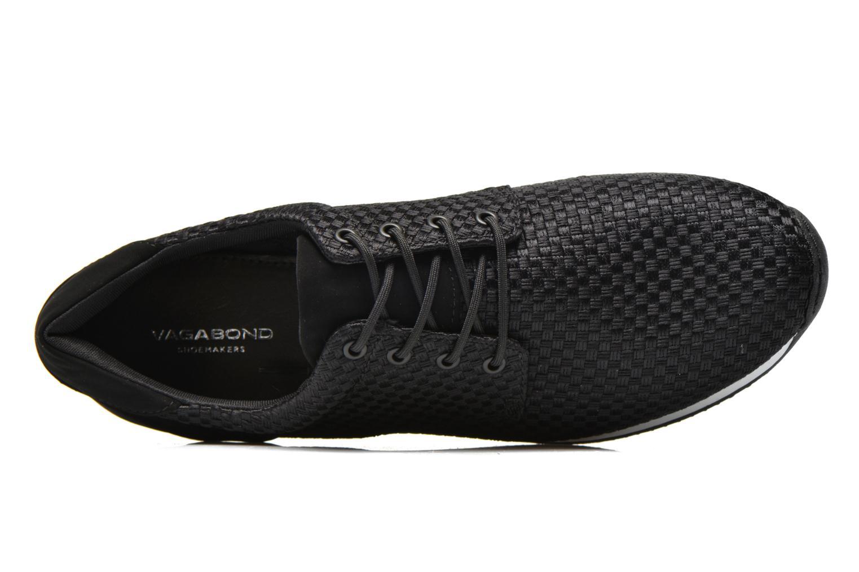Baskets Vagabond Shoemakers Kasai 4125-180 Noir vue gauche