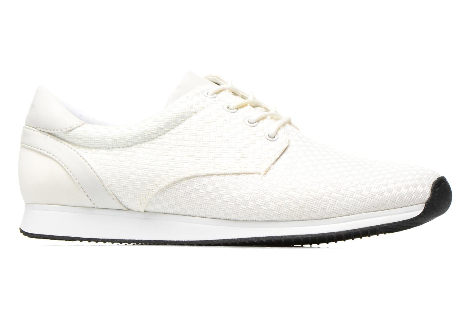 Baskets Vagabond Shoemakers Kasai 4125-181 Blanc vue derrière