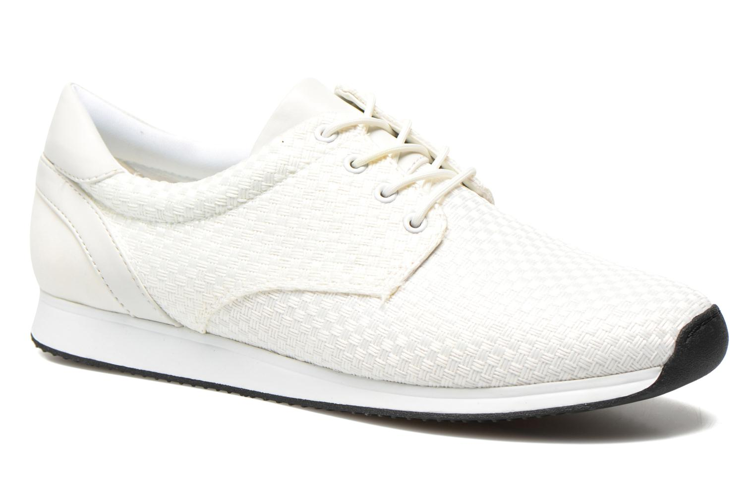 Baskets Vagabond Shoemakers Kasai 4125-181 Blanc vue détail/paire