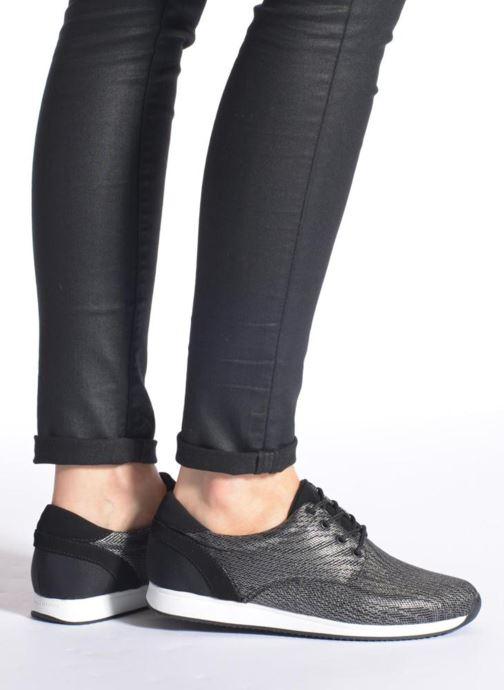 Sneaker Vagabond Shoemakers Kasai 4125-183 silber ansicht von unten / tasche getragen