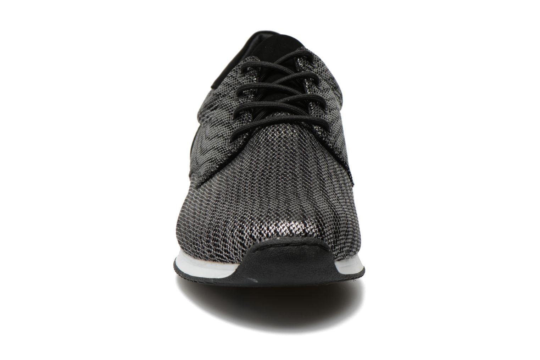 Sneaker Vagabond Shoemakers Kasai 4125-183 silber schuhe getragen