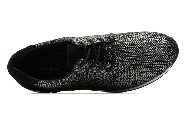 Sneaker Vagabond Shoemakers Kasai 4125-183 silber ansicht von links