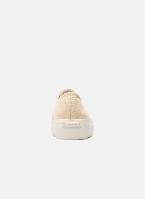 Sneakers Vagabond Shoemakers Keira 4144-180 Beige rechts