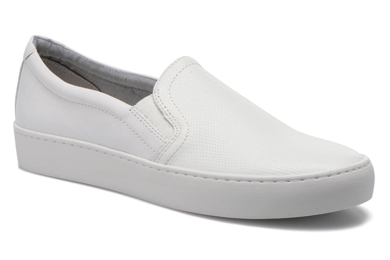 Deportivas Vagabond Shoemakers Zoe 4121-308 Blanco vista de detalle / par