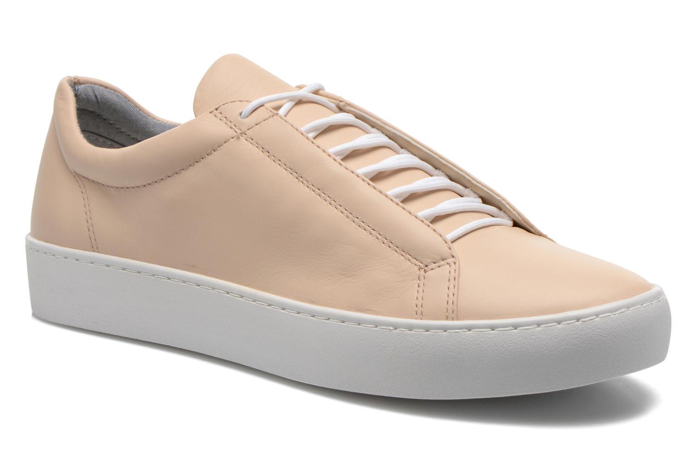 Baskets Vagabond Shoemakers Zoe 4121-001 Beige vue détail/paire