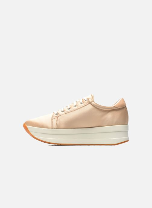 Trainers Vagabond Shoemakers Casey 4322-085 Beige front view