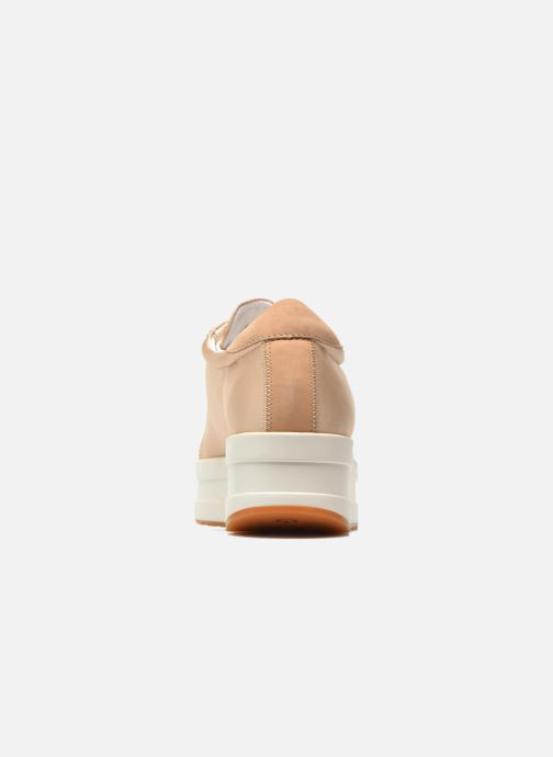 Sneakers Vagabond Shoemakers Casey 4322-085 Beige immagine destra