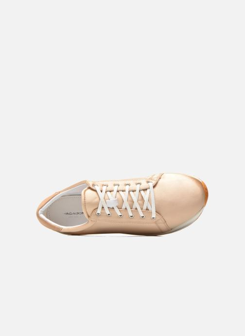 Sneaker Vagabond Shoemakers Casey 4322-085 beige ansicht von links