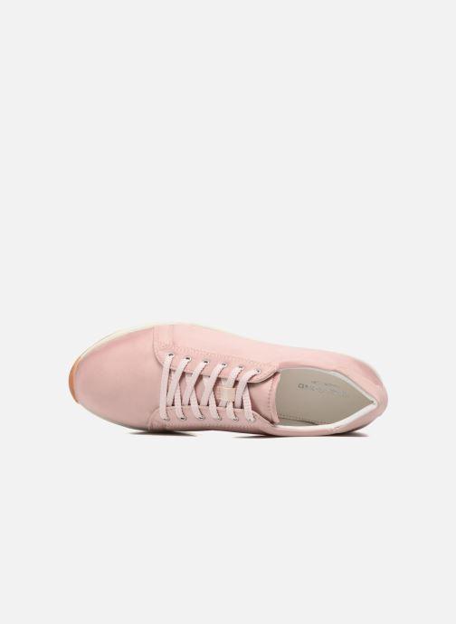 Baskets Vagabond Shoemakers Casey 4322-085 Rose vue gauche