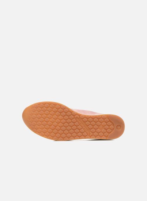 Baskets Vagabond Shoemakers Casey 4322-085 Rose vue haut