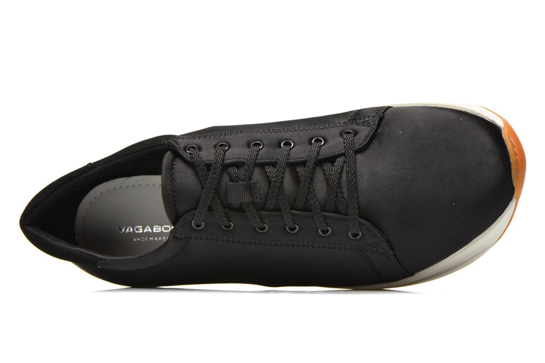 Baskets Vagabond Shoemakers Casey 4322-085 Noir vue gauche