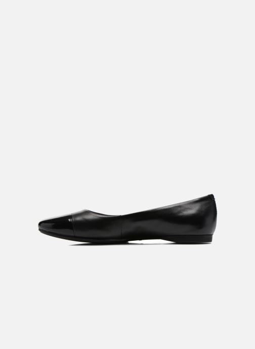 Ballet pumps Vagabond Shoemakers Savannah 4306-302 Black front view