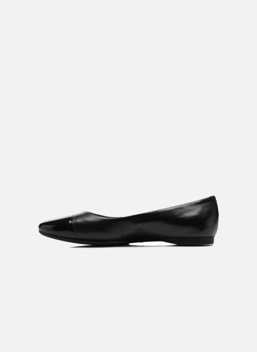 Bailarinas Vagabond Shoemakers Savannah 4306-302 Negro vista de frente