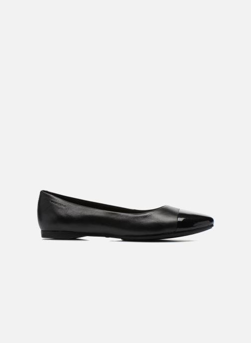 Bailarinas Vagabond Shoemakers Savannah 4306-302 Negro vistra trasera