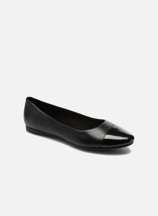 Ballet pumps Vagabond Shoemakers Savannah 4306-302 Black detailed view/ Pair view