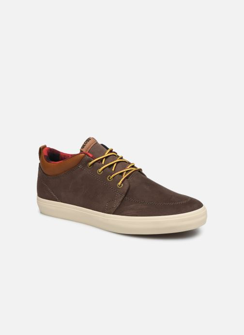 Baskets Globe Gs Chukka Marron vue détail/paire