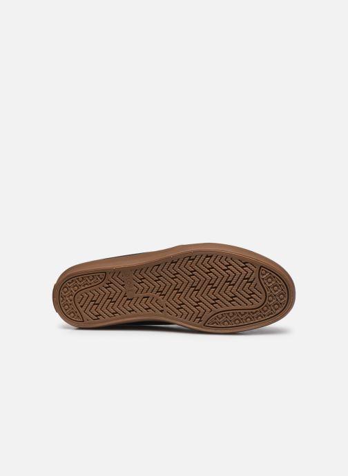 Sneakers Globe Gs Chukka Marrone immagine dall'alto