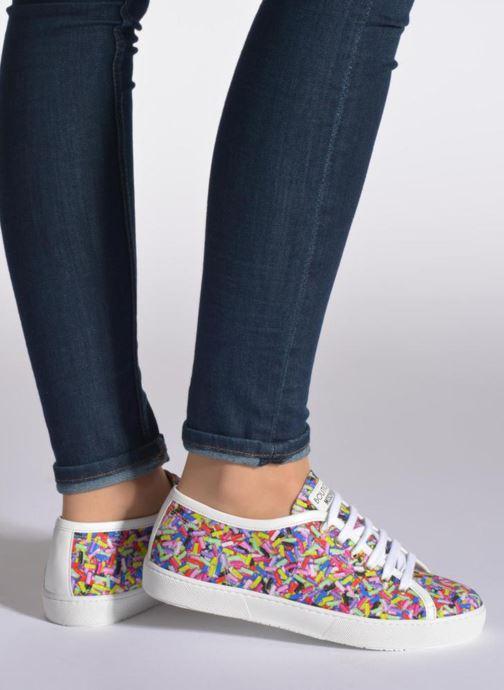Sneakers Boutique Moschino Sneaker candy Multicolore immagine dal basso
