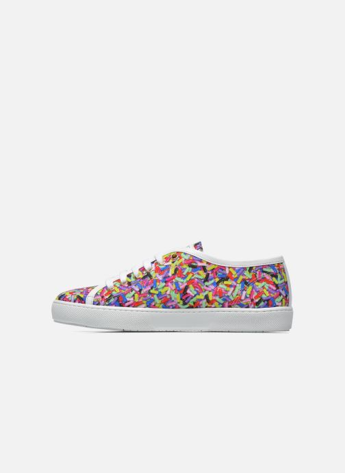 Sneakers Boutique Moschino Sneaker candy Multicolore immagine frontale