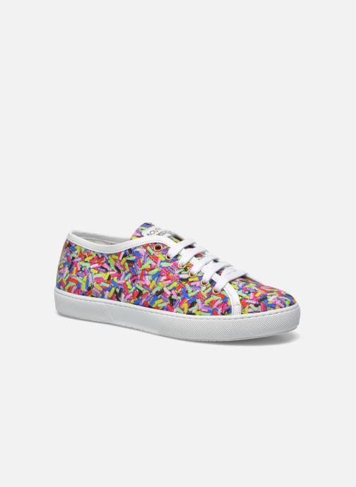 Sneakers Boutique Moschino Sneaker candy Multicolore vedi dettaglio/paio