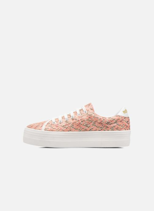 Square No Baskets White Name Sneaker Fox Plato Pink VGMqSpUz