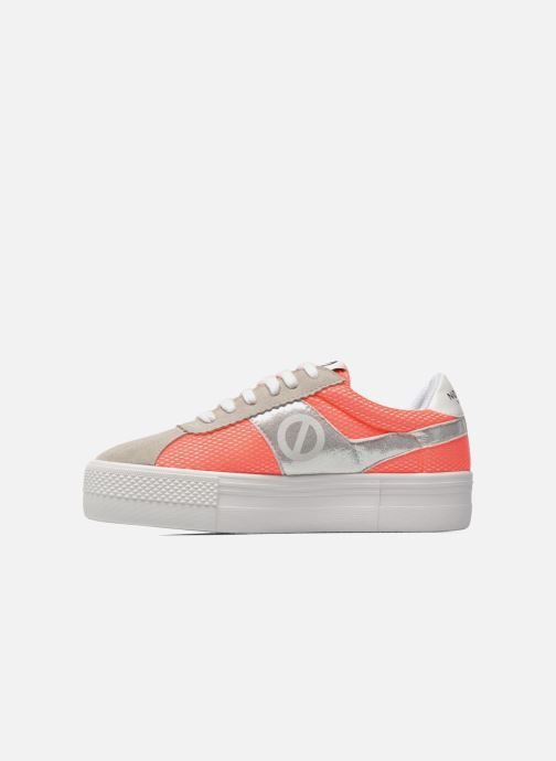 Trainers No Name Shake Print Astro Micro Suede Multicolor front view