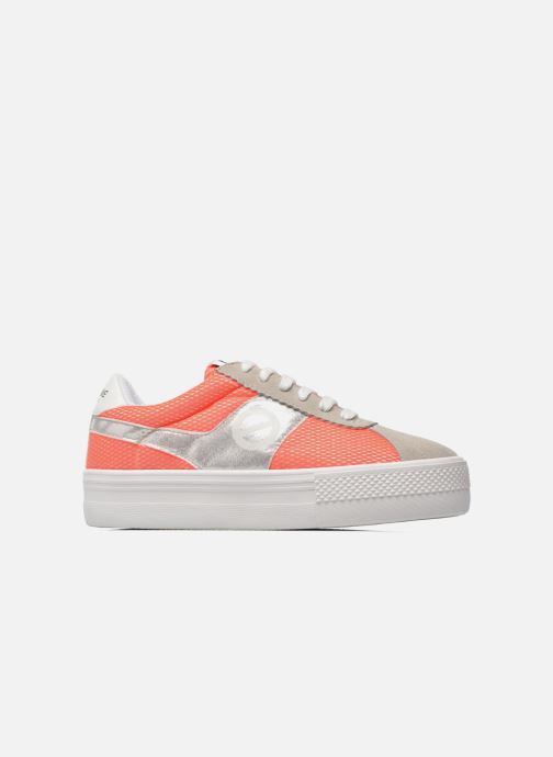 Trainers No Name Shake Print Astro Micro Suede Multicolor back view