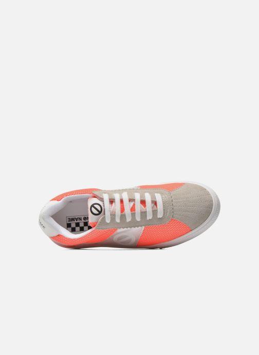 Sneakers No Name Shake Print Astro Micro Suede Multicolore immagine sinistra